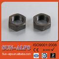 n hexagonal estándar de alta calidad de acero inoxidable y acero al carbono astm a563 tuerca
