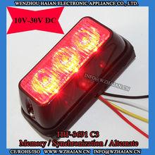 LED Emergency Vehicle Warning Lights