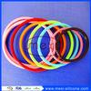 High temperature silicone o ring seals