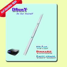 "DSunY 72"" full spectrum programmable dimmable led aquarium light, no fan no noise"
