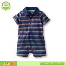 100% larga de algodón- manga leotardo escalada ropa de bebé niño& chica