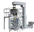 Automática de batata batatasfritas/batatasfritas corneta lanches máquina de embalagem 86-15553158922