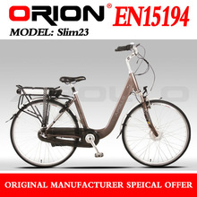 China Apollo Orion New Light Electric Bicycle City Bike E-BIKE Lithium Battery EN15194