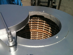 lead melting furnace,gas fired aluminum melting furnace
