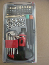 triangle screwdriver with multi tool sets
