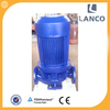 Lanco brand ISG Jockey Centrifugal pipeline water pump with pressure tank