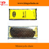 Chinese cheap motorcycle chain 420-104L for Pakistan