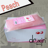 nutritional paraffin skin care wax/peach cosmetic wax for beauty use 450g/bag