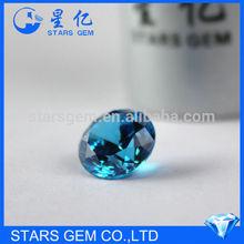 synthetic gem cz lab created topaz stones