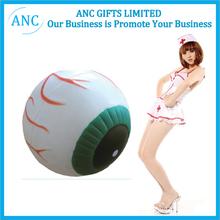 custom anti stress promotional pu stress eyes