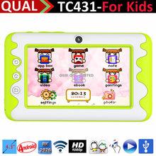 4.3inch children tablet toy RK2926 Cortex A9 1.3GHz 480*272 Pixels HD Screen C
