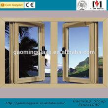 Gaoming cheap new design modern aluminum windows, casement,hung,arched,fixed aluminium window manufacturer