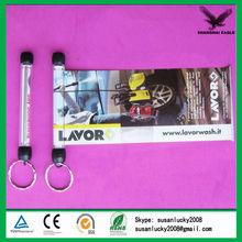 LED Light Flag Banner Pen with Keyring Wholesale