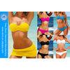 2014 hot open sex girl bikini models with twisted top/xxx China girl bikini swimwear photos/sex girls photos open