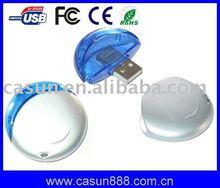 manufactory supply ball shape usb flash drive with hi-speed flash