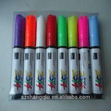 10mm window marker felt tip pen for led display board/LED writing board