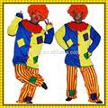 venta caliente traje de payaso fotos ropa de carnaval