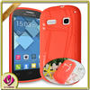creative phone case for alcatel one touch pop c3/OT4033 tpu gel case
