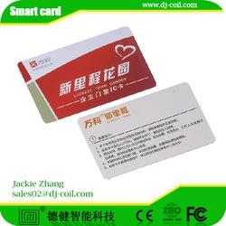 13.56MHZ F1108 rfid pvc card--14443A protocol