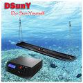 Hot vente 2013 120cm intelligent. aquarium d'eau douce et un fonctionnement automatique d'éclairage led programmables