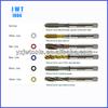 JWT HSS din371 spiral pointed taps hss taps in tap & die