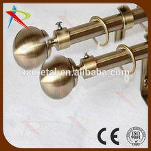 Eypt 19/22mm diameter curtain rod metal round finials