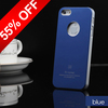 Luxury thin aluminum case for iPhone 5 Charming metal skin cover