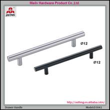 D3041 furniture metal pull drawer handle ,aluminium die casting handle
