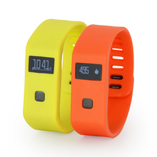 2014 Sports Wristband pedometer wireless synchronization data