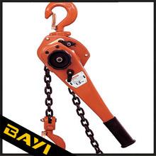 Vl main levier de frein bloc / portable palan à levier actionné à la main grue