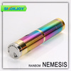 High quality products with rainbow mechanical 2014 wholesale copper e-cigarette nemesis mod