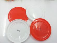 cheap plastic 10CM sport disc , mini frisbee custom