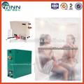uso en el hogar baño de vapor de la máquina de vapor pequeña potencia del generador
