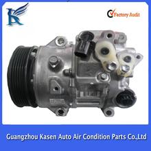 R134a DENSO DCS17C high quality auto ac compressor for TOYOTA CAMRY 2.5 2012