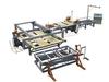 vertical and horizontal cutting machine/ panel sizing saw machine