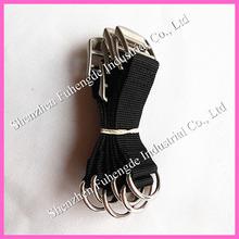 Sport used velcro webbing strap