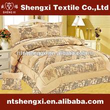 Cheap king szie wholesale bed sheet set luxury embroidery 3d bedding set manufacturer patchwork baby bedding set quilt comforter