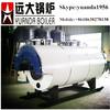 Automatic boiler fuel oil bunker fuel