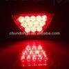 High quality 12led led auto brake lamp with strobe flashing