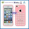 C&T pc hard custom tpu matt case for iphone 5