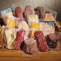 Salsicha, carnes e congelados multicamadas de plástico de nylon de alimentos a vácuo saco de embalagem