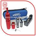 kamry k300 2014 الأصلي السجائر الإلكترونية وزارة الدفاع الميكانيكية في المخزون، المنثول السجائر الالكترونية