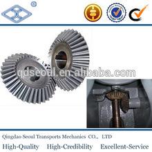 SUM type SUM1-25 JIS standard High quality gleason stainless steel miter gear