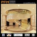 banheiro decoração moderna balaústre da escada escada