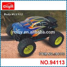 1/10th Scale Nitro Off Road Monster Truck-Pivot Ball Suspension Model NO:94113