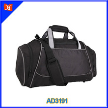 Custom made sport duffle bags trendy duffle bags travel mens foldable nylon duffle bags