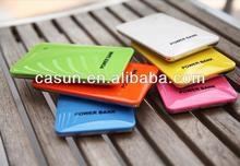2014 new 10000mAh portable power bank for laptop i phone i pad i pod mobilephone