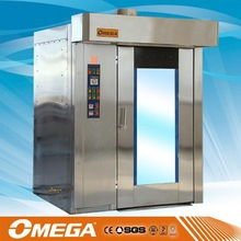 HOT!!!!!new electric bakery rotary oven (Manufacture, CE &ISO)