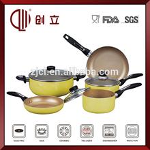 8pcs eco friendly cookware