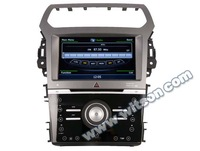 WITSON MANUAL AIR VERSION FORD EXPLORER 2012 DOUBLE DIN GPS WITH A8 CHIPSET DUAL CORE 1080P V-20 DISC WIFI 3G INTERNET